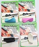ボウ・メイト Bow Mate  バイオリン・ビオラ用 米国製 弓の持ち方習得器具 (バブルガム(ピンク))