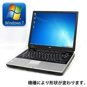 NEC A4サイズ ノートPC Windows 7
