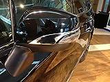 スバル WRX STI VAB (S207 含む) クロームメッキ ミラー ウィンカー リング/ガーニッシュ