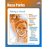 Kagan Cooperative Learning Character Card - Rosa Parks, Teaching Material (TRP)