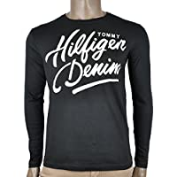 Tommy Hilfiger Denim Long Sleeve NYC Print T-Shirt