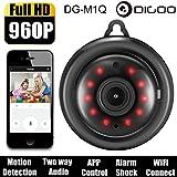 Digoo 960P 2.8mm Wireless Mini WIFI Night Vision Smart IP CCTV Spy Hidden Camera