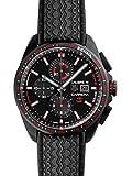 [タグホイヤー] TAG HEUER 腕時計 カレラ キャリバー16 ブラックバージョン セナエディション CBB2080.FT6042 メンズ 新品 [並行輸入品]