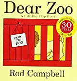 Dear Zoo: A Lift-the-Flap Book by Campbell Rod (unknown Edition) [Boardbook(2007)]