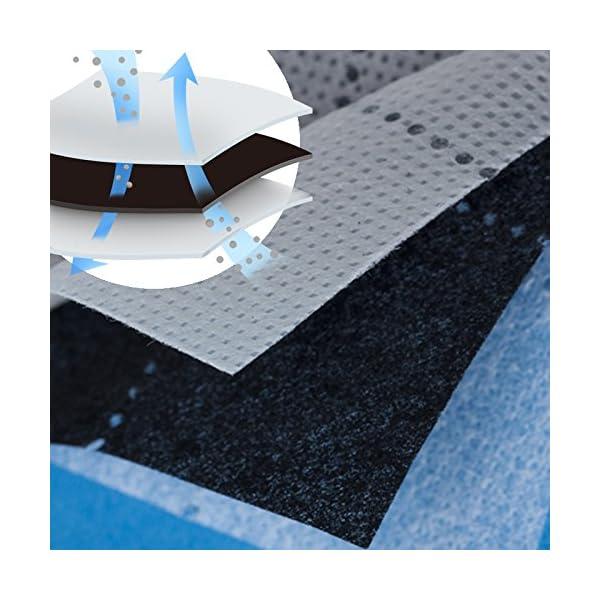 アストロ 活性炭 衣類収納ケース 3枚組 グレ...の紹介画像7