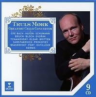 Greatest Cello Concertos by Truls Mork (2013-10-15)