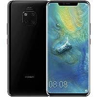 Huawei Mate 20 Pro 128GB + 6GB - Factory Unlocked International Version - GSM ONLY, NO CDMA sim free (Black)