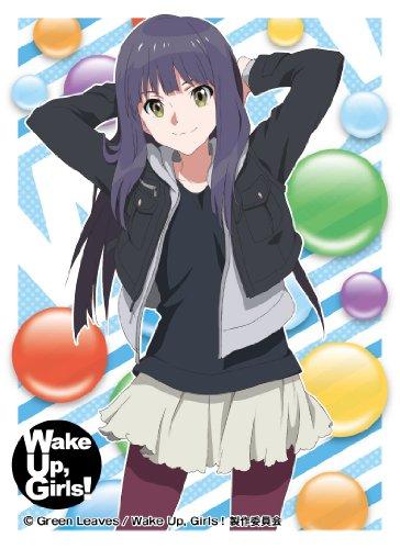 きゃらスリーブコレクション マットシリーズ 「Wake Up, Girls!」 七瀬佳乃 (No.MT029) -