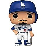FUNKO POP! MLB: Dodgers- Mookie Betts (Home Uniform)