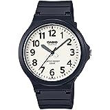 [カシオ] 腕時計 スタンダード CASIO STANDARD MW-240-7BJF ブラック