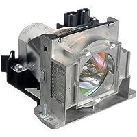 emazne vlt-ex100lpプロジェクタ用交換ランプ互換性ハウジングfor Mitsubishi dx320