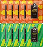 【Amazon.co.jp限定】 ハウス カフェdeカリー(バターチキンカレー5個/ほうれん草カレー5個)×2種セット