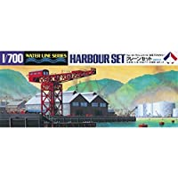 静岡モデルTeachingマテリアルcooperatives Tamiya 1 / 700ウォーターラインシリーズNo。510シーンアクセサリーCraneセットプラスチックモデル31510