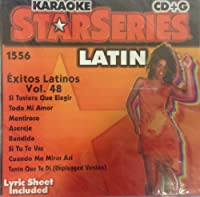 Vol. 48-Karaoke Exitos Latinos