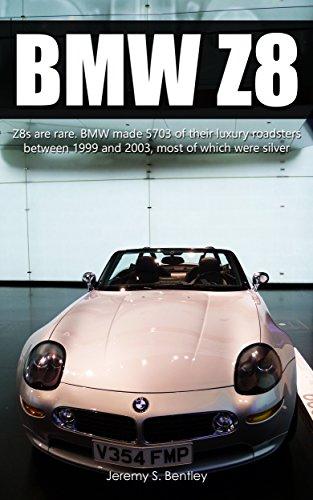 BMW Z8 (English Edition)