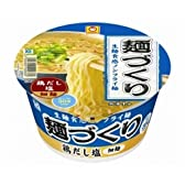 マルちゃん 麺づくり 鶏だし塩 86g×12個