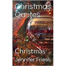 Christmas Quotes: Christmas