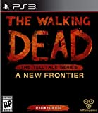 PS3 北米版 The Walking Dead Telltale Series A New Frontier Games 1000631274