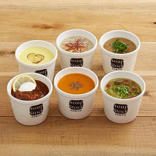 スープストックトーキョー 6スープセット ギフト箱
