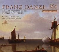 Danzi: Piano Quartets by Schornsheim/Reichasche Quintet (2007-08-03)