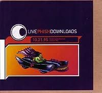 Livephish 10/21/95 (Dig)