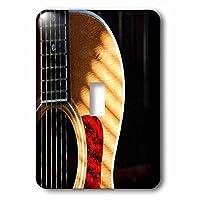 3drose LLC lsp _ 62245_ 1影でデジタルPaintedアコースティックギターSingle切り替えスイッチ
