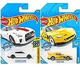 ホットウィール(Hot Wheels) ベーシックカー アソート Gmix【ミニカー36台 BOX販売】 98EG-C4982