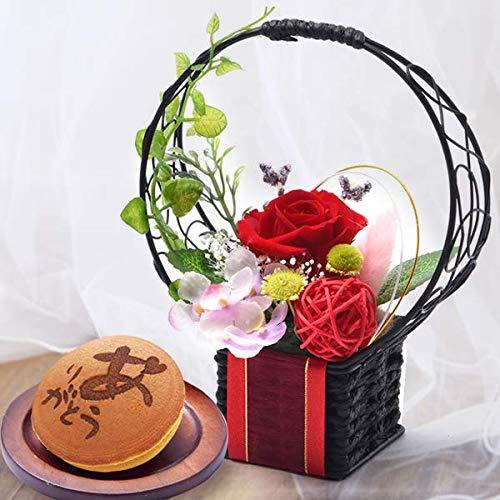 誕生日 プレゼント 女性 誕生日プレゼント 花とスイーツ 花...