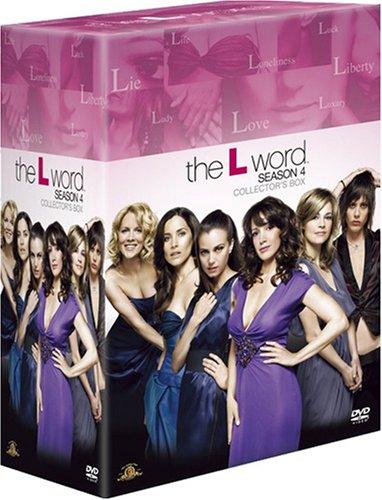 Lの世界 シーズン4 DVDコレクターズBOX