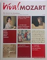 Viva! Mozart: Das Journal zur Ausstellung