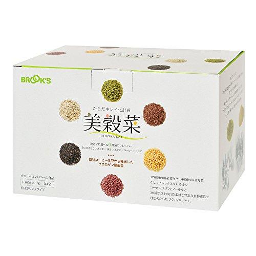 美穀菜30袋(6種×各5袋)