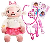 Disney Take Care of Me Lambie Plush Standard Packaging (Discontinued by manufacturer) [並行輸入品]