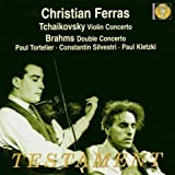 Violin Concerto / Double Concerto by TSCHAIKOWSKY & BRAHMS (2004-04-13)