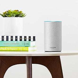 Amazon Echo、チャコール (ファブリック)