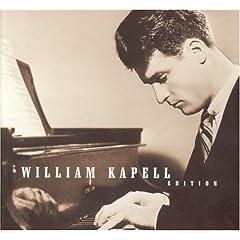 William Kapell Edition(9枚組)のAmazonの商品頁を開く