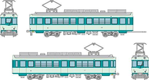 鉄道コレクション 鉄コレ 京阪電車 大津線80型 連結車 冷房改造 ジオラマ用品
