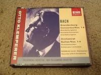 Bach/Rameaus Overture/Cto
