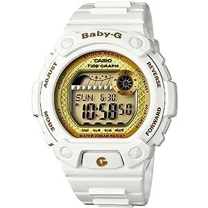カシオ]CASIO 腕時計 Baby-G ベビージー Color Display Series カラーディスプレイシリーズ BLX-100-7BJF レディース