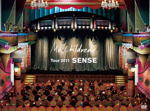 "Mr.Children TOUR 2011 ""SENSE"" [DVD]の詳細を見る"