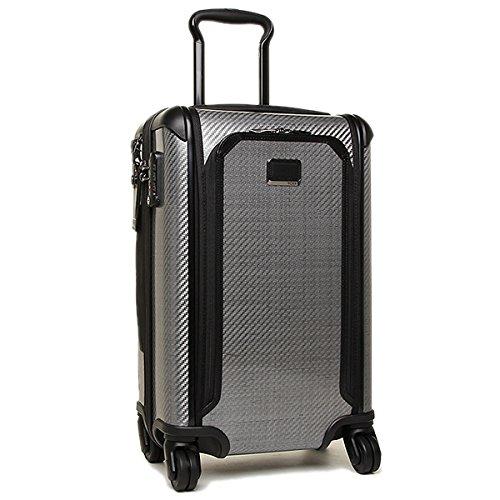 (トゥミ) TUMI トゥミ バッグ TUMI 028720TG TEGRA-LITE インターナショナル・エクスパンダブル キャリーオン スーツケース・キャリーバッグ T-GRAPHITE [並行輸入品]