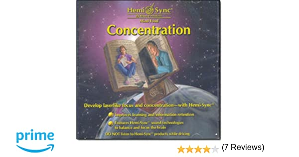 amazon コンセントレーション concentration ヘミシンク