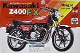 ユニオンモデル 1/15 No.13 カワサキZ400FX KAWASAKI