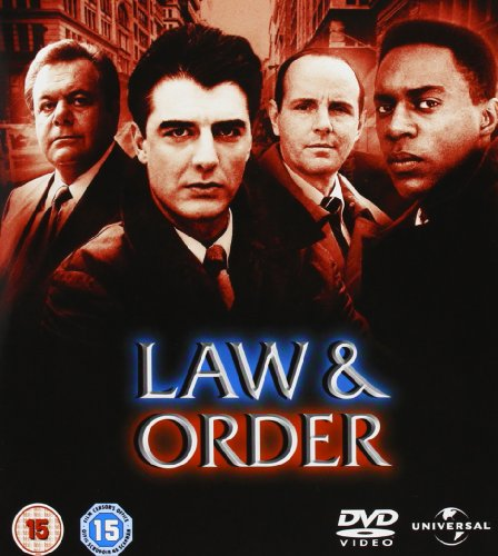 Law And Order - Series 2 - Import Zone 2 UK (anglais uniquement) [Import anglais]