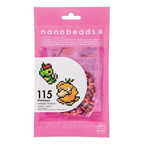 ナノビーズ 115 キャタピー/コダック 80-63038