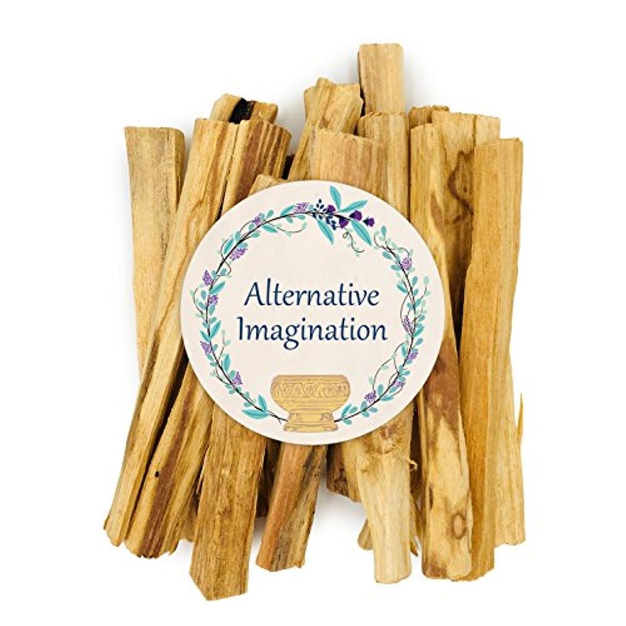 スラダム気をつけて効率的プレミアムPalo Santo Holy Wood Incense Sticks 2 ozパックfor purifying、クレンジング、ヒーリング、瞑想、Stress Relief。100 %自然と持続可能な、野生の収穫。