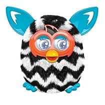 Furby Boom Interactive Figure Zig Zag Stripes / ファービー