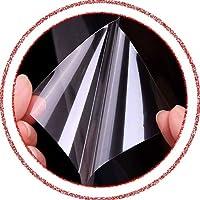 スチェアマット XJJUN スーパー厚手チェアマットPVC防水耐スクラッチ性、透明長方形ダイニングテーブルませバブル (Color : 2mm, Size : 105×150cm)