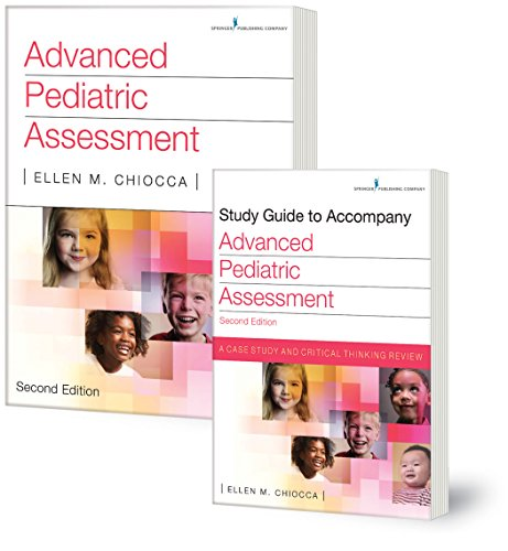Advanced Pediatric Assessment + Study Guide