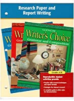 Writer's Choice Research Paper and Report Writing 6-8