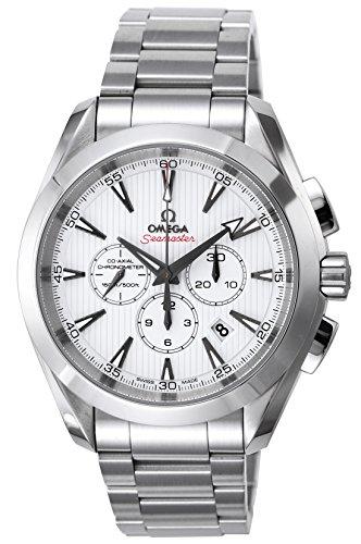 [オメガ]OMEGA 腕時計 シーマスター アクアテラ ホワ...